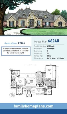 74 best French Country House Plans images on Pinterest   Home plans Brick Two Family House Design Html on rustic brick house, brick duplex house, 2 story brick house, split level brick house, traditional brick house, industrial brick house, single brick house, building brick house, historic brick house, contemporary brick house, tudor brick house, house brick house, colonial brick house, bungalow brick house,