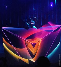 Ultra Music Festival Rave Music, Edm Music, Dead Mau5, Concert Stage Design, A State Of Trance, Rave Girls, Edm Festival, Dubstep, Electronic Music