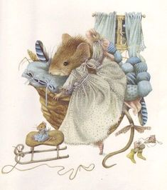 Vera the mouse | Marjolein Bastin Vera the Mouse :: Naver blog