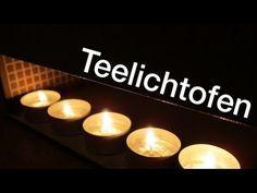 Kampf der Kälte - Teelichtofen selbst bauen - YouTube
