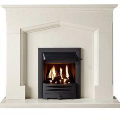 Stunning Design | Gallery Coniston Marble Fireplace Suite | Great Deals