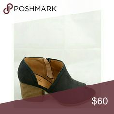 Spotted while shopping on Poshmark: Peep Toe Ankle Cut Out Booties! #poshmark #fashion #shopping #style #Shoes
