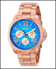 Fossil Women's AM4556 Cecile