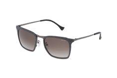 POLICE, die Marke der Firma De Rigo wurde in Italien 1983 als Unisex-Brille auf den Markt gebracht. Ein globales Statement für alle diejenigen, die ungeteilte Aufmerksamkeit suchen. Police Impact 3 SPL154N 0AG5 Sonnenbrille in nero effetto trama stoffa | POLICE-Produkte werden in über 80 Ländern vertrieben,in...