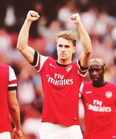 #AaronRamsey #Arsenal