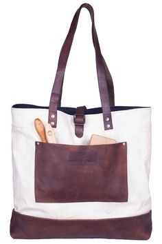 06fcacf77a0004 handcrafted tote bag Leather Rifle Sling, Denim Bag, Cowhide Leather,  Vintage Bags,
