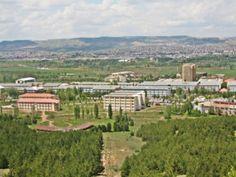 Cumhuriyet Üniversitesi Kampüsü