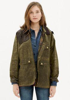 Barbour® Ware Jacket