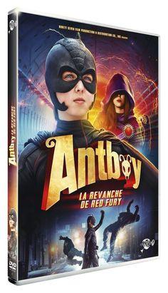 Antboy 2 : La revanche de Red Fury - DVD