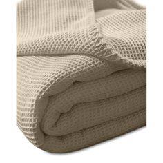 Maak jij al gebruik van een afdekdeken in je massagepraktijk? Overweeg onze wafeldekens eens! Het deken is gemaakt van 100% zachte katoen en is enorm duurzaam in gebruik. Bovendien voelt het wafeldeken / afdekdeken enorm lekker op de huid aan.