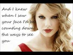 Superstar- Taylor Swift (lyrics)