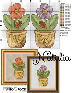 Thun cross stitch chart