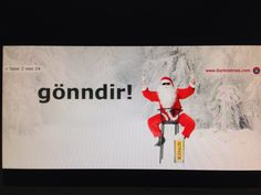 Die 2. Spur von Santa führt weiter nach...? :) Hilf Santa auf die richtige Spur und wir spenden für deine richtige Antwort 24 Cent! www.itzchristmas.com #itzsanta #Spenden #Christmas #Weihnachten
