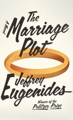 the marriage plot | indiebound