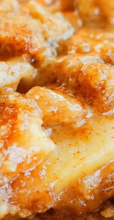 Delicious and Easy Warm Apple Bake - Home and Plate Baked Apple Dessert, Apple Dessert Recipes, Banana Bread Recipes, Fruit Recipes, Apple Recipes, Pumpkin Recipes, Fun Desserts, Fall Recipes, Delicious Desserts