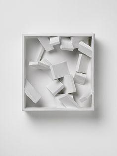 Sergio Camargo, Environmental element box, 1964