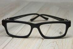 c44b0174b6ed CHROME HEARTS BEEF TOMATO-A BLACK Glasses Eyewear Eyeglasses Frame Sterling  Silver