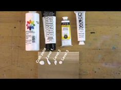 Acrylic Craft Paint vs Professional Grade Acrylic Paint. What's the best...