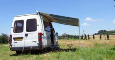 Bestelbus ombouwen tot camper ? tips, advies ? kamperen ? doe het zelf