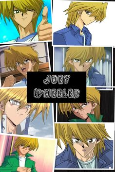 Joey wheeler collage!