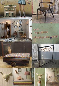 PLACE TO BE, pop-up concept-store de l'agence 2B&Co  |  Les Petits Bohèmes • Ma Sérendipité