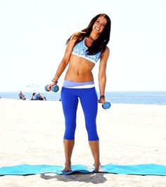 Tone It Up Workout, Day One: Abs
