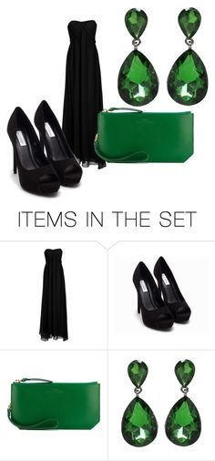 """Yule Ball Dance Slytherin"" by aryaalgesia ❤ liked on Polyvore featuring art, hp and yuleball"