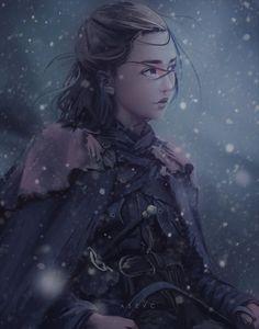 Arya Stark by asevc