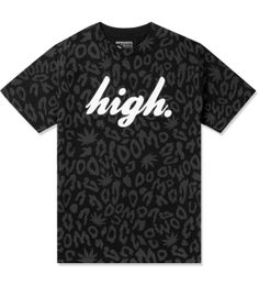 Odd Future Black Domo High Flash T-Shirt | HYPEBEAST Store. Shop Online for Men's Fashion, Streetwear, Sneakers, Accessories