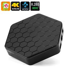 T95Z Plus Android TV Box brings fantastic styling and big performance with an with Amlogic S912 CPU 2GB RAM and runs on Android 6.0 with Kodi 16.1 preinstalled