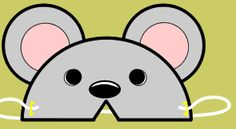 Paper plate mouse mask http://www.storyplace.org/preschool/activities/mousemask.asp