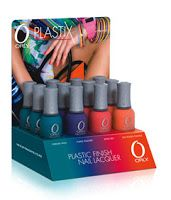 Orly: Plastix Matte/Satin Finish Collection Summer 2010