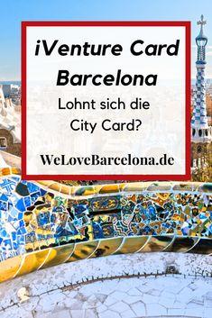 iventure Card Barcelona: ♥ Lohnt sich der City Pass? Erfahrungen | Kostenlose Leistungen ✔ Zuzahlungen ✔ Gültigkeit ✔ Wo günstig kaufen? ✔ Rechenbeispiele ✔ Alternativen ✔ iVenture Card Barcelona Fc Barcelona, Barcelona Museum, Camp Nou, Gaudi, Stuff To Do, Things To Do, Baseball Cards, Explore, Fun
