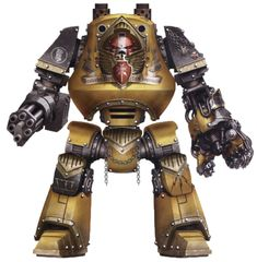 Dreadnaught Imperial Fists