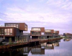 Water Villas, Netherlands. UNStudio