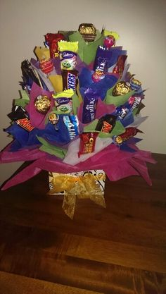 One of our Chocolate Arrangements