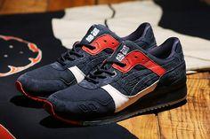 Kicks Lab x ASICS GEL-Lyte III (Hikeshi Hanten) – Sneaker Freaker