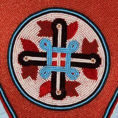 cherokee beadwork   Martha Berry: Cherokee Beadwork Artist