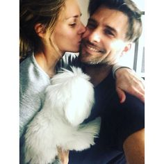 Olivia, Johannes and Mr. Olivia Palermo Lookbook, Olivia Palermo Style, Johannes Huebl, Bae, Stylish Couple, Young Love, Fashion Couple, Beautiful Love, Happy Smile