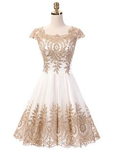 Gold Prom Dresses Light in the Box