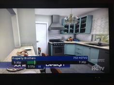 Love how this kitchen has a breakfast bar that faces the living room.  Great use of Space.  Saw this on property brothers