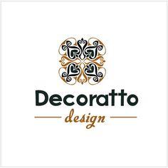 Criação de logotipo para Decoratto Design