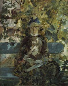 Adele de Toulouse-Lautrec, 1882.