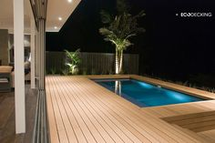 best selling wood decking material,installed cost of wood composite decking,cheap composite material wood decking sale, Building A Deck, Wooden Patios, Decks Around Pools, Wood Pool Deck, Deck Design, In Ground Pools, Swimming Pools