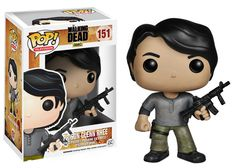 Figurine pop Glenn Rhee (Prison) - The Walking Dead - Funko Pop! Vinyl