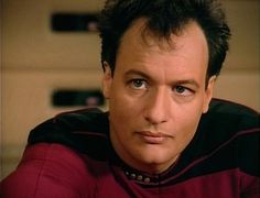 John De Lancie ~ because the man has a voice made from liquid rainbows. Also, Q and Discord are my two favorite trolls of all time. Loves it. <3