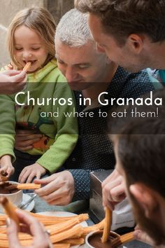 If You're Visiting Granada, You Should Definitely Try The Churros From These Five Delicious Spots