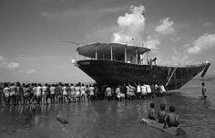 Vasai Boat Pulling