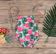a234f9f52eddb Baby Girl Kids Toddler One Piece Swimwear Swimsuit Bikini Bathing Suit  Beachwear