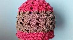Petal beanie - Crochet creation by Farida Cahyaning Ati | Crochet.Community